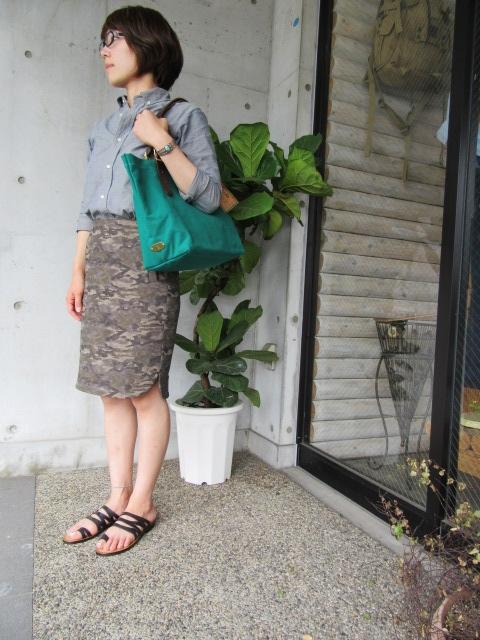 7月度・始まりました~★★★ & SLOW COLORS CANVAS TOTE BAG!♪!_d0152280_130282.jpg