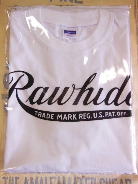 RAWHIDE Tシャツ等各種入荷_c0187684_19501058.jpg