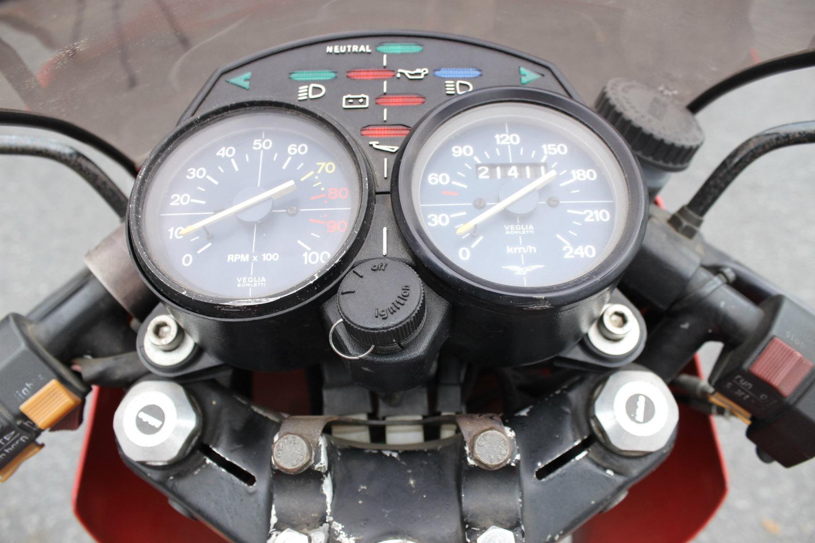 Moto Guzzi CX100 Le mansⅠCustom_a0208987_12184585.jpg