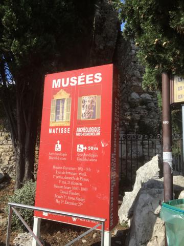 南仏、フラゴナール 、エズ村、マティス美術館へ_c0195496_17541379.jpg