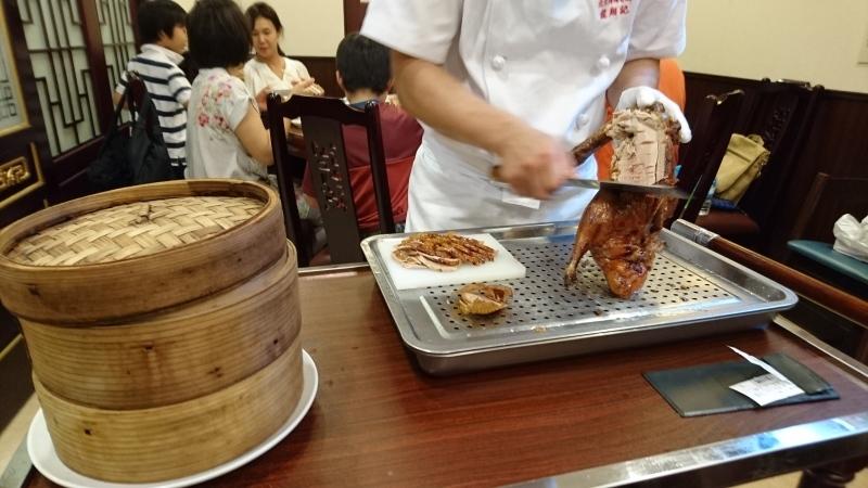 お口直しの北京ダック食べ放題に挑戦です。_c0225997_00011596.jpg