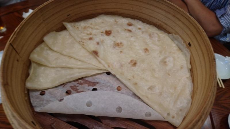 お口直しの北京ダック食べ放題に挑戦です。_c0225997_00044793.jpg