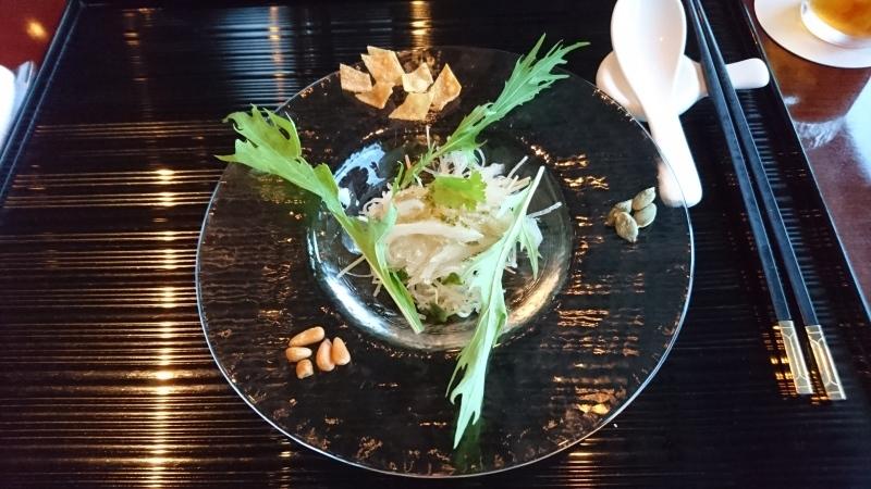 やはり上質で美味しいインターコンチネンタルホテルの田村シェフの中華です。_c0225997_11114512.jpg