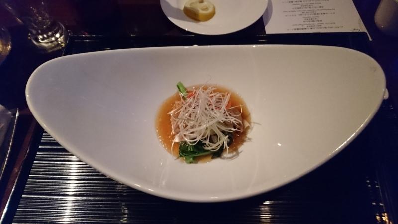 やはり上質で美味しいインターコンチネンタルホテルの田村シェフの中華です。_c0225997_13254807.jpg