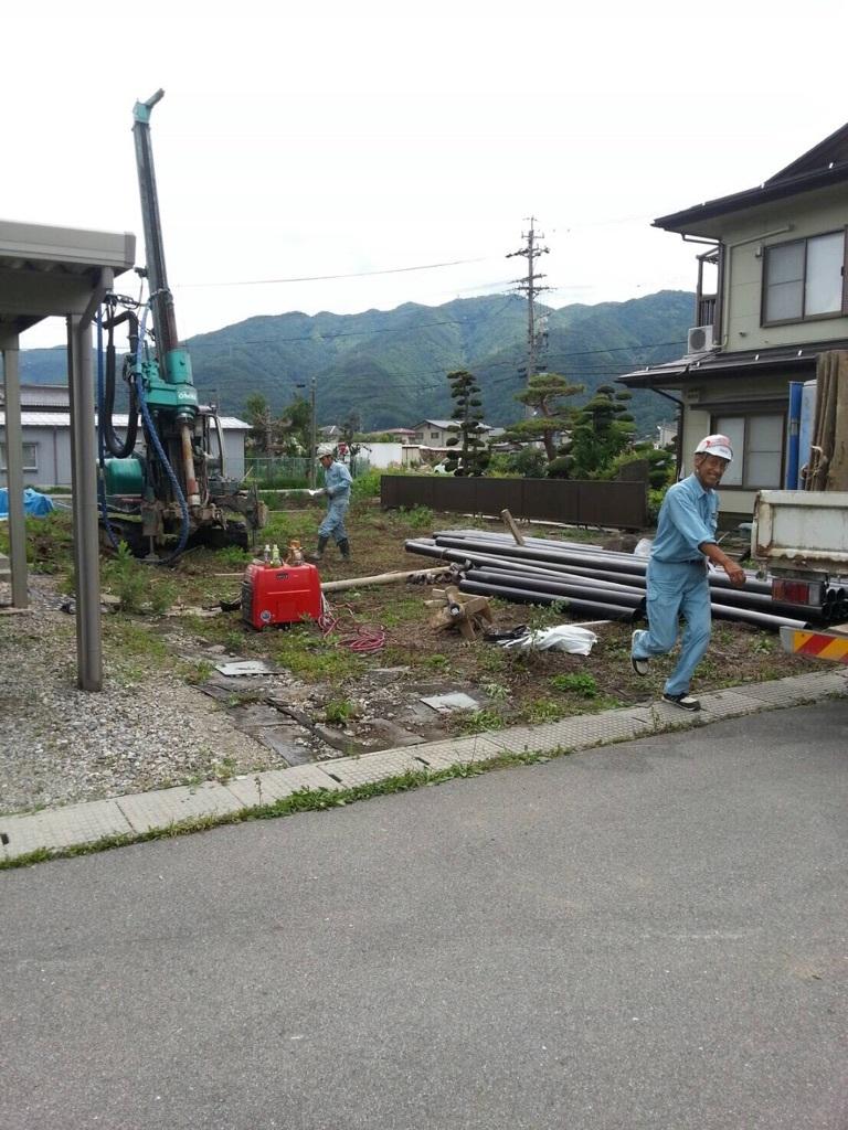 諏訪市 F様邸 地盤改良工事_e0347716_10174002.jpg