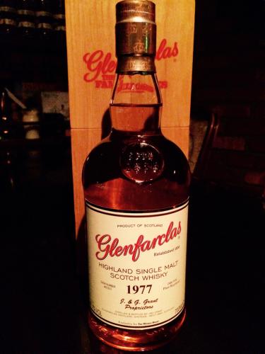 (TWH)Glenfarclas 1977_d0011635_18162885.jpg