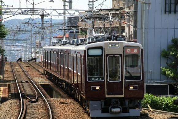 2016年7月2日阪急8040系  箕面線運用_d0202264_13580361.jpg