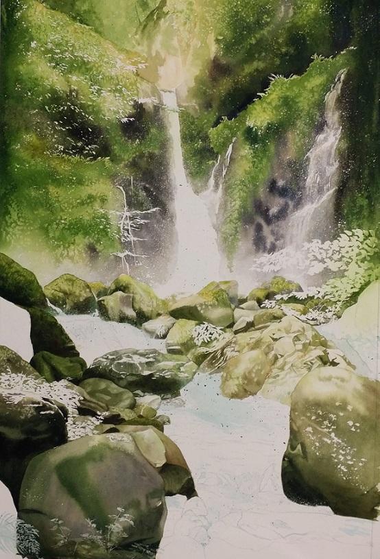 日光裏見の滝の過程_e0309795_19311364.jpg