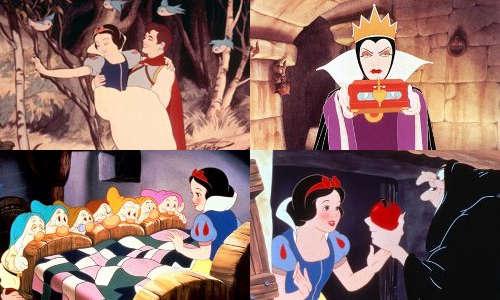 白雪姫 狩人