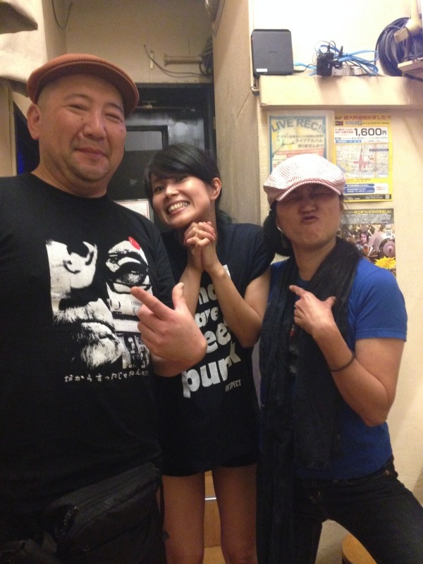 EKECTRIOERS! GOODMAN20TH ANI. YUKARI_c0130623_09162041.jpeg