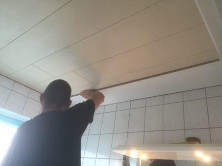 バスルームの天井リフォーム_b0253226_23452453.jpg