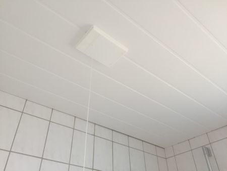 バスルームの天井リフォーム_b0253226_23453405.jpg