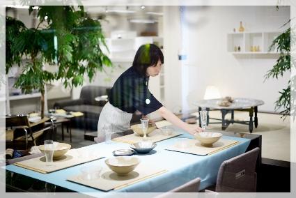 北川タケシさんの優しいうつわ♪ ~空間クラス_d0217944_19294445.jpg