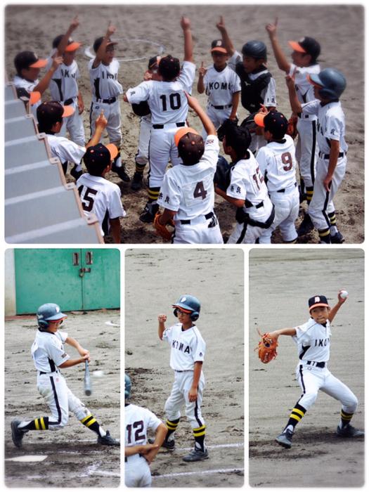 Aチーム夏の大会準決勝_b0296154_17170053.jpg