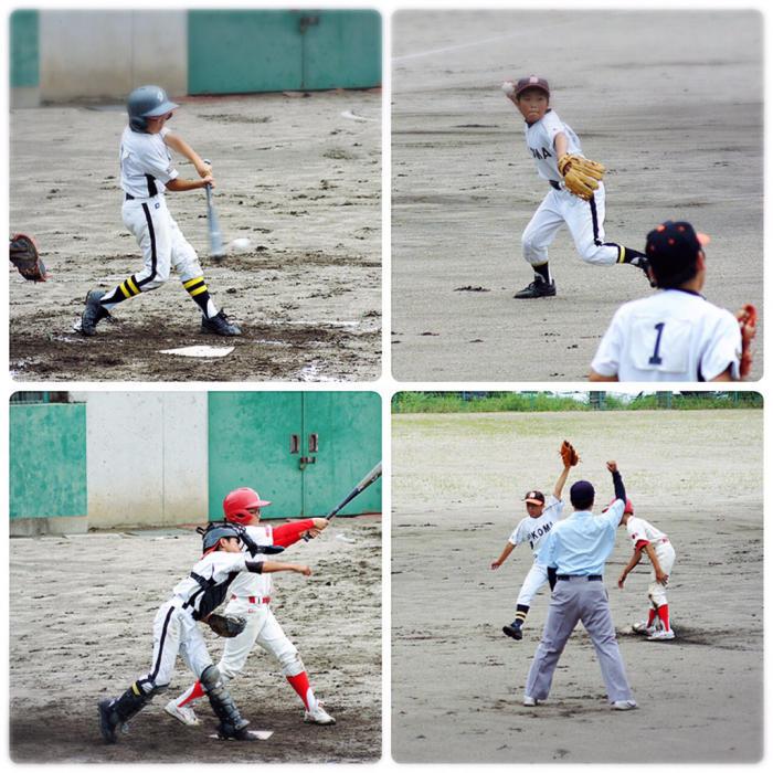 Aチーム夏の大会準決勝_b0296154_17170089.jpg