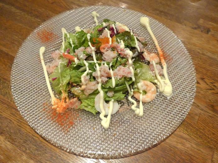 新宿御苑前「comodo kitchen」へ行く。_f0232060_16164451.jpg