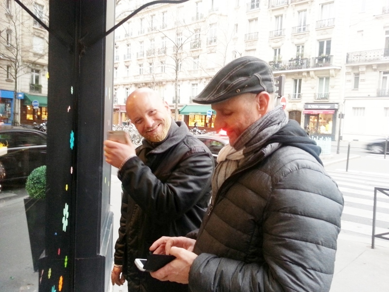 パリでお菓子講習会 その2_c0122889_11314040.jpg