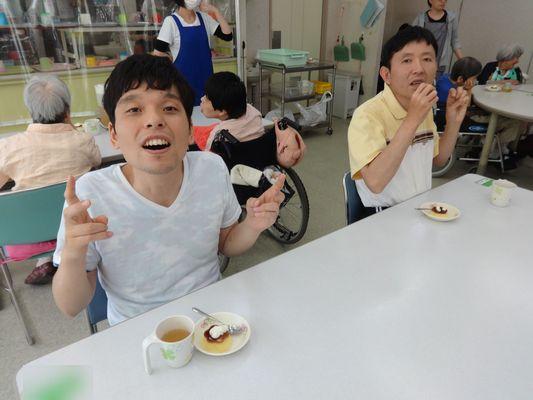 7/3 日曜喫茶_a0154110_159247.jpg