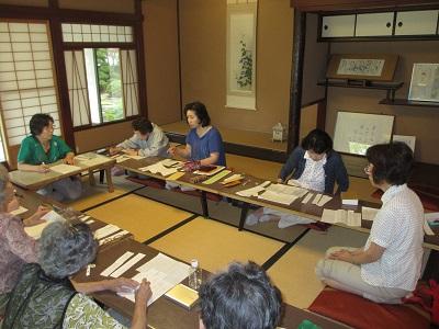 「子供俳句教室」と「雪垣句会」_f0289632_0164214.jpg