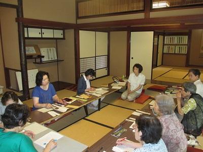 「子供俳句教室」と「雪垣句会」_f0289632_017209.jpg
