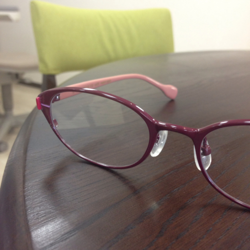 可愛らしいメガネはいかがですか?_f0349583_17104956.jpg
