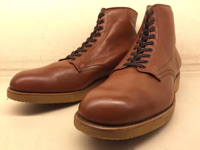 7月6日(水)大阪店ヴィンテージ&スーペリア入荷日!!#2 DeadStock 80\'s ALDEN 306 Boots!!(大阪アメ村店)_c0078587_13284082.jpg