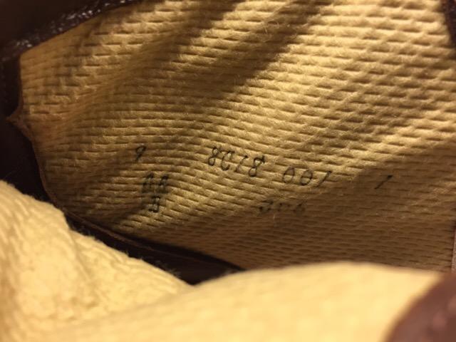 7月6日(水)大阪店ヴィンテージ&スーペリア入荷日!!#2 DeadStock 80\'s ALDEN 306 Boots!!(大阪アメ村店)_c0078587_13285280.jpg