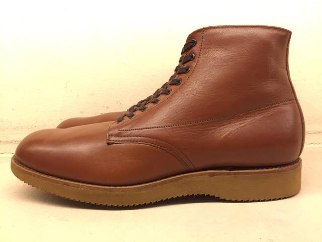 7月6日(水)大阪店ヴィンテージ&スーペリア入荷日!!#2 DeadStock 80\'s ALDEN 306 Boots!!(大阪アメ村店)_c0078587_13292445.jpg
