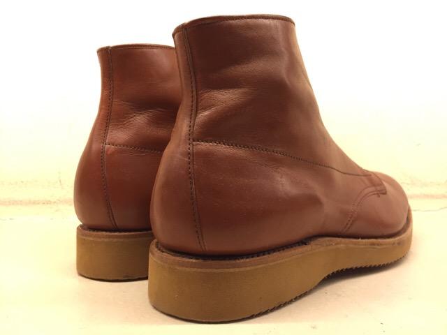 7月6日(水)大阪店ヴィンテージ&スーペリア入荷日!!#2 DeadStock 80\'s ALDEN 306 Boots!!(大阪アメ村店)_c0078587_13293011.jpg