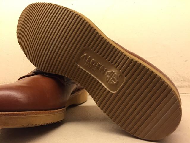 7月6日(水)大阪店ヴィンテージ&スーペリア入荷日!!#2 DeadStock 80\'s ALDEN 306 Boots!!(大阪アメ村店)_c0078587_13294221.jpg