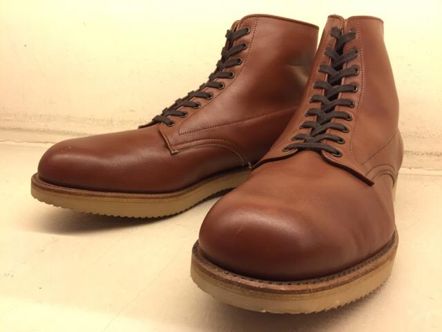 7月6日(水)大阪店ヴィンテージ&スーペリア入荷日!!#2 DeadStock 80\'s ALDEN 306 Boots!!(大阪アメ村店)_c0078587_13302517.jpg
