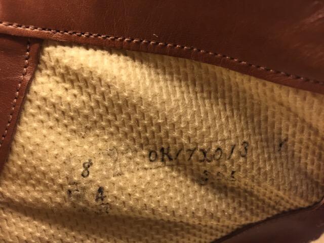 7月6日(水)大阪店ヴィンテージ&スーペリア入荷日!!#2 DeadStock 80\'s ALDEN 306 Boots!!(大阪アメ村店)_c0078587_13303280.jpg