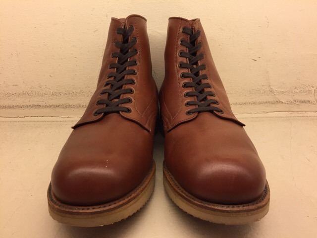7月6日(水)大阪店ヴィンテージ&スーペリア入荷日!!#2 DeadStock 80\'s ALDEN 306 Boots!!(大阪アメ村店)_c0078587_13304895.jpg