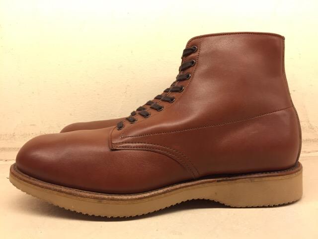 7月6日(水)大阪店ヴィンテージ&スーペリア入荷日!!#2 DeadStock 80\'s ALDEN 306 Boots!!(大阪アメ村店)_c0078587_13305490.jpg