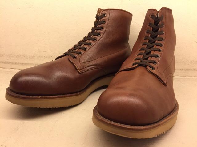 7月6日(水)大阪店ヴィンテージ&スーペリア入荷日!!#2 DeadStock 80\'s ALDEN 306 Boots!!(大阪アメ村店)_c0078587_13312350.jpg
