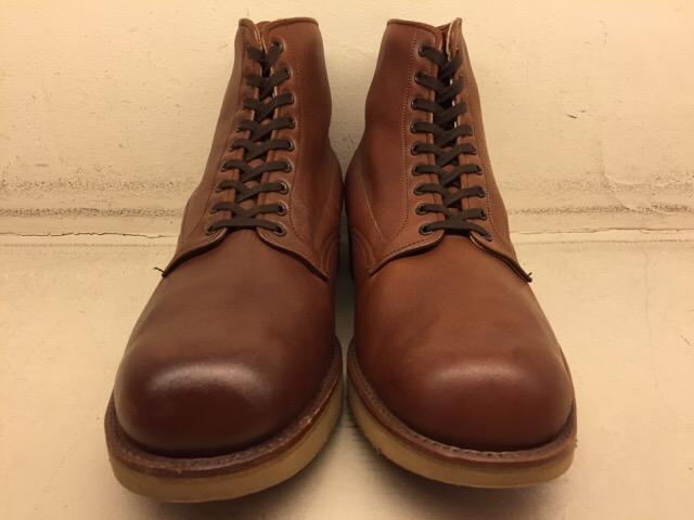 7月6日(水)大阪店ヴィンテージ&スーペリア入荷日!!#2 DeadStock 80\'s ALDEN 306 Boots!!(大阪アメ村店)_c0078587_13314536.jpg