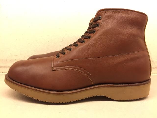 7月6日(水)大阪店ヴィンテージ&スーペリア入荷日!!#2 DeadStock 80\'s ALDEN 306 Boots!!(大阪アメ村店)_c0078587_13315147.jpg