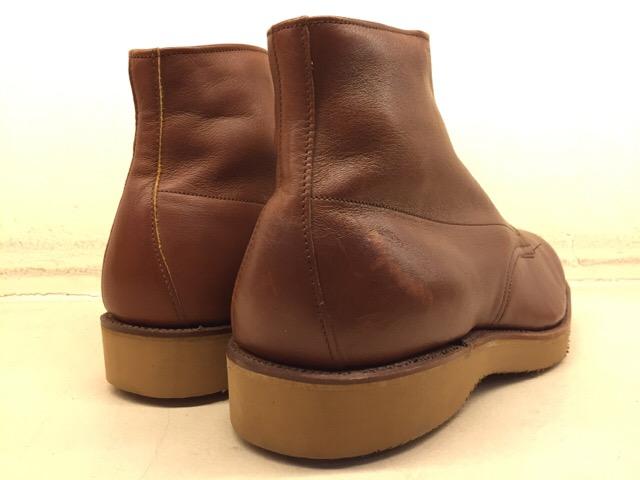 7月6日(水)大阪店ヴィンテージ&スーペリア入荷日!!#2 DeadStock 80\'s ALDEN 306 Boots!!(大阪アメ村店)_c0078587_13315863.jpg
