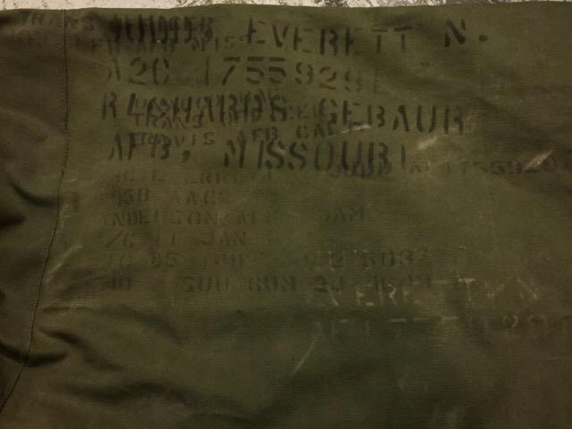 7月6日(水)大阪店ヴィンテージ&スーペリア入荷日!!#8 Military編Part2!WWII~BAG!(大阪アメ村店)_c0078587_19123569.jpg