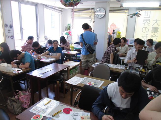 日曜朝教室の校外活動_e0175020_1945957.jpg