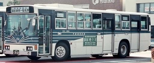 千葉海浜交通 日野P-HT236BA・U-HT2MPAA +日野車体_e0030537_23572393.jpg