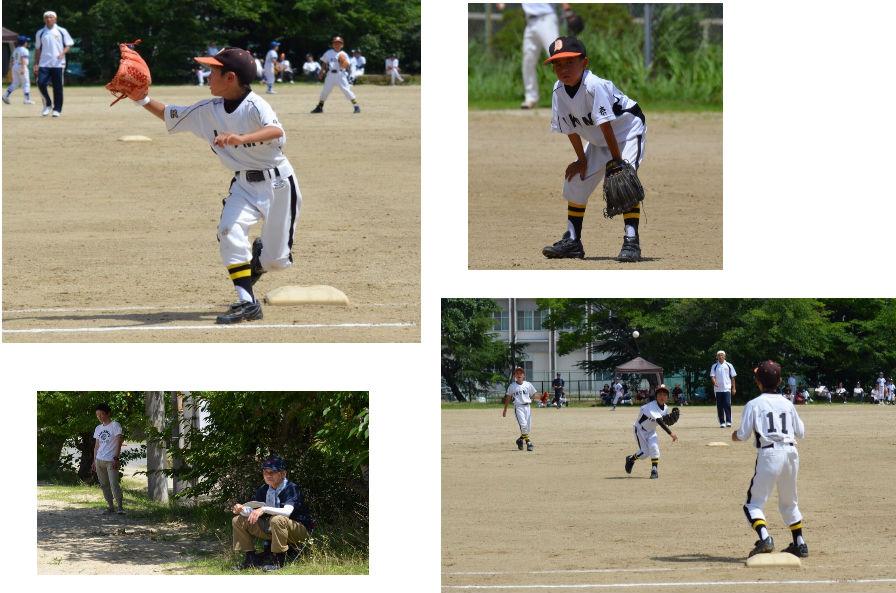 Bチーム 7/2(土) 奈良東ロータリークラブ杯 順位決定戦_b0296154_2213258.jpg
