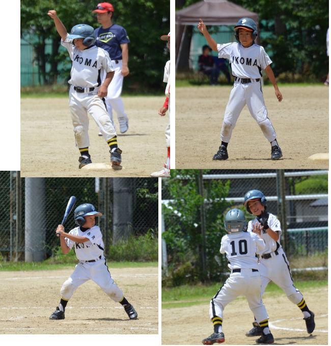Bチーム 7/2(土) 奈良東ロータリークラブ杯 順位決定戦_b0296154_22134378.jpg