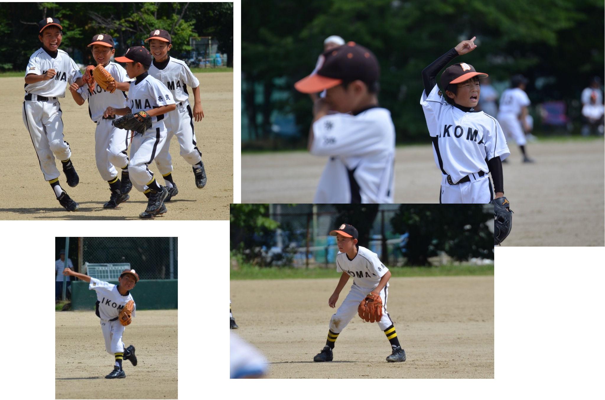 Bチーム 7/2(土) 奈良東ロータリークラブ杯 順位決定戦_b0296154_2213738.jpg