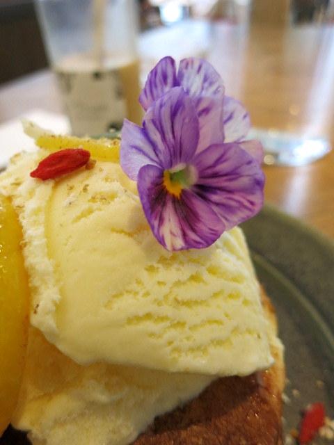 Me\'s CAFE&KITCHEN at METoA Ginza の極厚パンケーキ!_f0236260_21484258.jpg