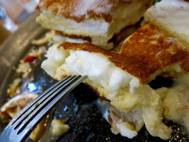 Me\'s CAFE&KITCHEN at METoA Ginza の極厚パンケーキ!_f0236260_21495681.jpg