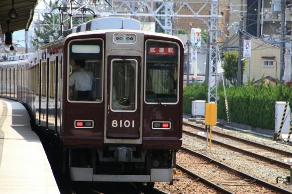 阪急C♯8001×8R  試運転_d0202264_14493737.jpg
