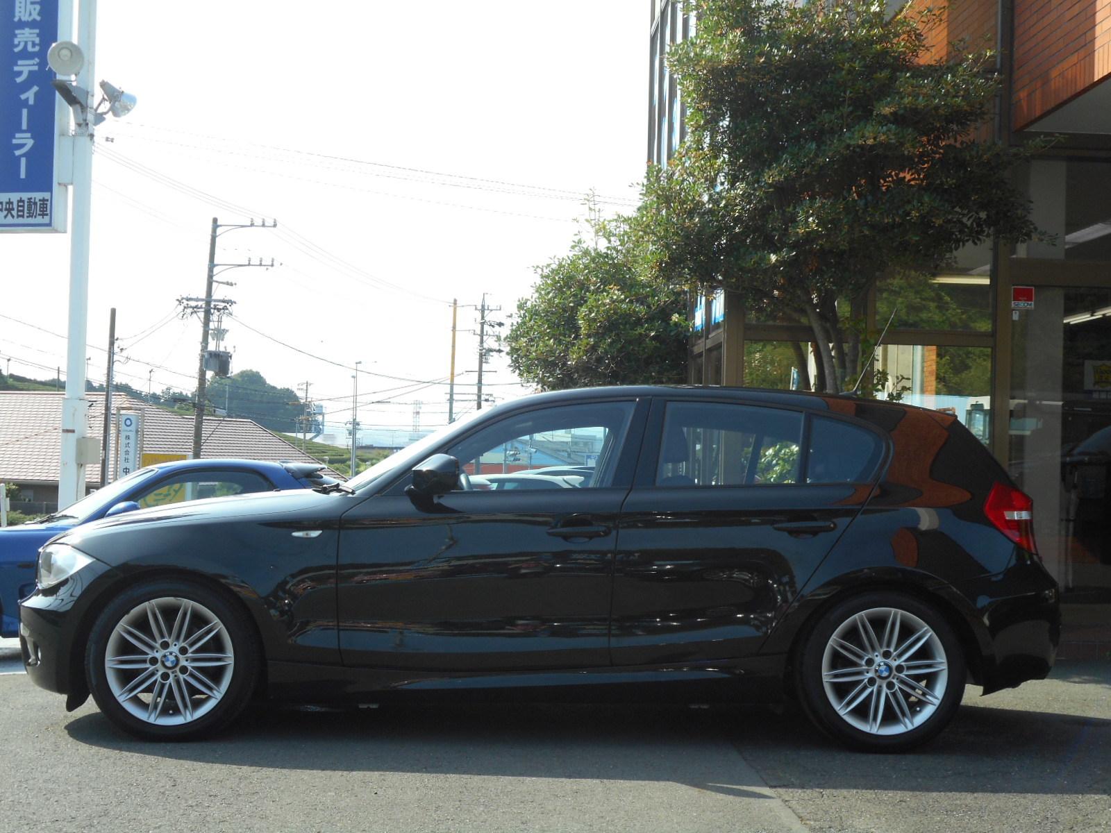 特選車ご紹介:BMW116i_c0267693_17175216.jpg