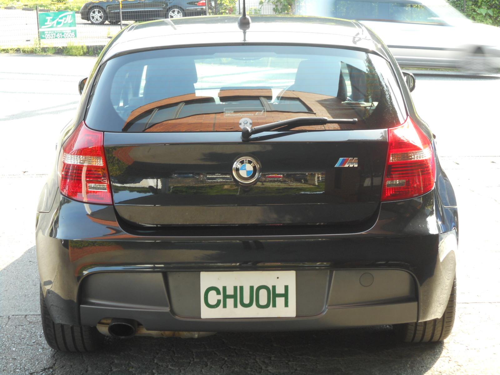 特選車ご紹介:BMW116i_c0267693_17175412.jpg
