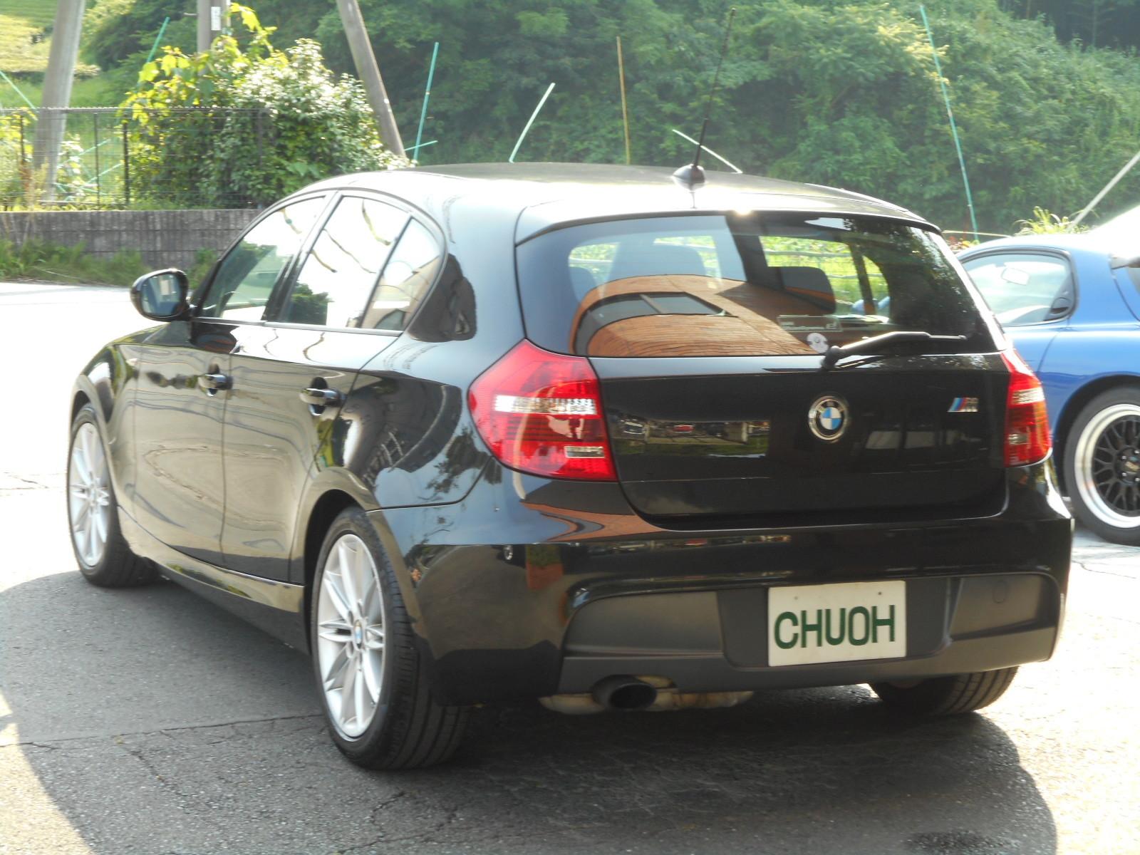特選車ご紹介:BMW116i_c0267693_17175790.jpg